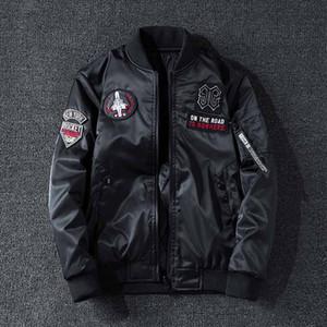 2021 new flight suit cotton coat + jacket style men's flight suit cotton coat + men's jacket 9989