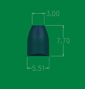 .22 5.5mm 25gr 1.60g Hand forging die Stamping die pattern Precision Slug Steel mold in stock