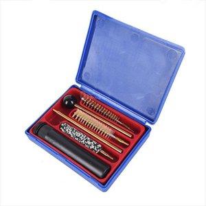 5 in 1 copper Pistol Hunting Gun Cleaning Tool Kit Accessories Gun Brush