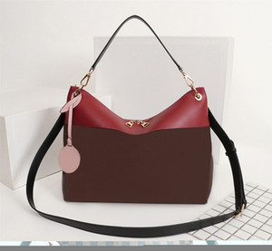 women luxurys handbags floral leather shoulder designers bags 2020 retro female small Crossbody louis Bag famous designer handbags purses