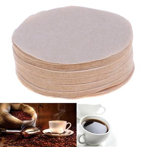 100Pcs Coffee Maker Replacement Filters Paper For Aeropress Coffee