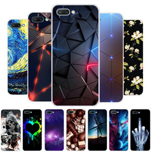 For Honor 10 Case Huawei Honor 10 X10 Case Silicone TPU Soft Back Cover Phone Case For Huawei Honor 10 COL-L29 Honor10 Bumper