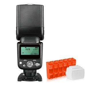 MK-930II المهنية يدوي تعديل فلاش Speedlite لسوني فصل الاتصال كاميرا A7 A7R A7S A7II A7RII A7SII A6300