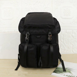 2020 new hot selling Korean large capacity backpack for men fashion simple trend Backpack Light Leisure Canvas bag simple student schoolbag