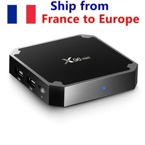 ( Fast Ship From EU ) X96mini Android 7.1 TV BOX X96 mini Amlogic S905W Quad Core Media Player 2.4GHz WiFi