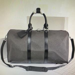 حمل على جميع bandouliere إمرأة حقيبة سفر الرجال الكلاسيكية القماش الخشن أكياس المتداول softside حقيبة الأمتعة مجموعة N41145 M56714 M41414 55 50 45 cm