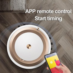 APP Remote Control Robot Vacuum Cleaner USB Charging 3 In 1 Smart Sweeping Robot Automatic Sweeper Home Floor Cleaning Machine
