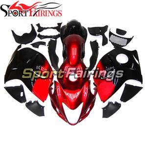 Sportbike Bodywork per Suzuki GSXR1300 Hayabusa 2008 2009 2010 2011 2012 2013 2014 2015 2016 2017 2017 2017 copre il nero rosso