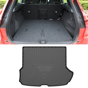 Auto Car Cargo Liner All-Weather TPE Non-slip Trunk Mats Waterproof Boot Tray Trunk Carpet Accessories