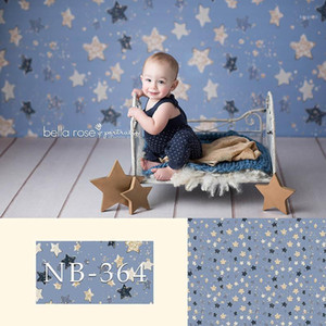 NeoBack Photography Backdrops Newborn Plittle Stars Photographic Background Baby Shower Decorations Photocall Photo Studio1