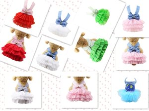 Шаблоны красочные моды сладкие милые мульти сексуальные горячие принцессы павлин лист питомца собака кружева павмовая платье лето оптом бесплатно