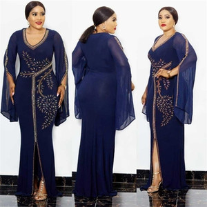 Abiti per le donne Robe Africaine 2020 African Dashiki Fashion Dress Maxi Dress Africa Abbigliamento Y200910
