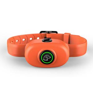 Dog Anti Bark Device Collar Waterproof Rechargeable Pet Dog No Bark Sound Vibration Dog Training Collar