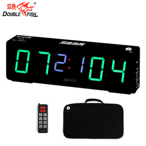 Rechargeable Remote Control Digital Dual Led Display Table Tennis Badminton Volleyball Game Scoreboard Portable Score Indicator Z1118