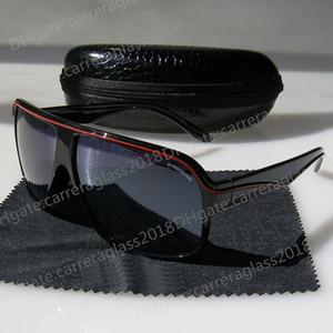 Hohe qualität quadratische rahmen retro sonnenbrille mode männer und frauen vintage design eyewear unisex sport sonne brille mit kasten und box