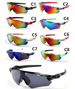 BRAND Designer Bicycle Glass MEN Sunglasses Sports To Peak Cycling Sunglasses Sports Spectacl Fashion Dazzle Colour Mirrors Free Shippi Jdeu