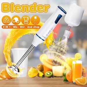 Sokany 3in1 1000 W Stick Electric Stick Mish Blender Miscelatore per bambini Set chopper Juicer