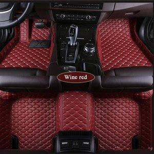 Fit Audi A3 A4 A5 A6 A7 A7 A8 Q3 Q5 Q7 RS5 RS7 S3 S4 S5 S6 S7 TT Araba Paspaslar