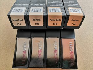 2020 stock! 4 colors foundation Liquid Foundation Long Wear waterproof natural matte Face Concealer