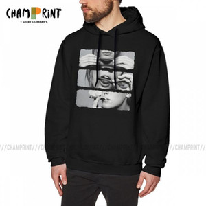 Awesome Hoodies Man Roll Lick Smoke Blunts 100% Cotton BDSM Play Sexy Hip Hop Sweatshirt Birthday Gift Hooded Tops