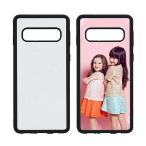 DIY Sublimation 2D TPU Custom Printed Mobile Phone Case for Samsung S10