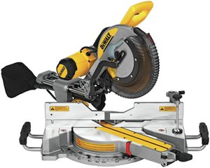 Sliding Compound Miter Saw, 12-Inch (DWS779)