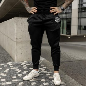 Sportswear Fitness Pants Men Gyms Skinny Sweatpants Outdoor Cotton Track Pant Bottom Jogger Trousers Workout Joggers Pants