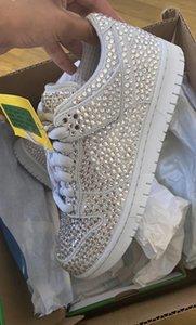 2021 CPFM Nuevo auténtico SB Cactus Planta Market Mercado Dunk Spiral Sage Men Zapatos al aire libre Zapatillas deportivas Soporte con caja original