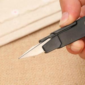Angelfaden Perlenclipper Robustes Mini-Werkzeug Edelstahl Schneiderschere Praktische Nähen Stickerei Thrum Snips Schere PPD3790
