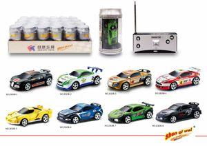 Innovative Mini High Speed coke charging pocket remote control can car 2010b