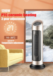 Electric Heater Fan Desktop Heating Warm Air Fan Home Office Wall Air Heater Bathroom Radiator Warmer