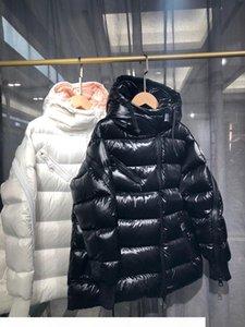 Womens Down Jacket Parkas Fashion Women Winter Jacket 90% Goose Ladies Coat Doudoune Femme White Black Coats Hoodies Outerwear With Hood