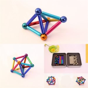 OM6 TPR Adult Ball Glow Toys buckyball Rebound Reliever Puzzle Toy Squishy decompression toys Will Stress Decompression Toy For