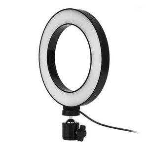 Flash Heads LED Light Light Selfie Fill Fill Лампа 10 Уровни Яркость Диммируемая 3 Режимы для живой вещания / Pog Po7 Poy / Recording1