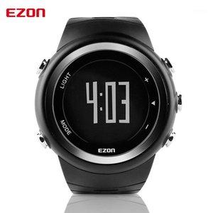 Ezon Running Sport Watch Homens Digital Pedômetro Monitor Calorie Cronômetro Relógio Relógio Impermeável Relógio Homem Saat Relogio Masculino1