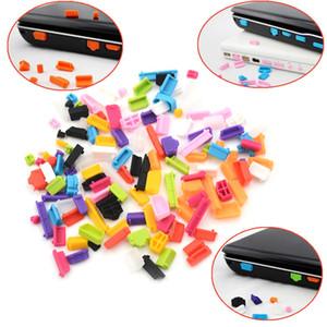 13pcs set Colorful Silicone Anti Dust Plug Cover Stopper Laptop dust plug laptop dustproof usb dust plug Computer Accessories
