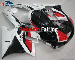 For Honda CBR 600F2 F2 91-94 CBR600RR CBR600F2 Red White CBR600 F2 1991 1992 1993 1994 91 92 93 94 ABS Fairing Kit