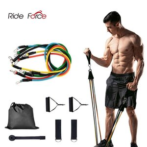 Gym Fitness Resistance Bands Set Hanging Belt Yoga Stretch Pull Up Assist Rope Straps Crossfit Training Workout Equipment Q1125