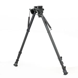 Nuovo accessorio tattico di arrivo 27 pollici BiPods Tactical Fit 21.2mm Picatinny Rail per la caccia Uso CL17-0028