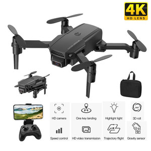 New KF611 Drone With 4K HD Wide-angle Camera WiFi FPV Professional Mini Quadcopter Height Keeping Foldable Remote Control Toy1