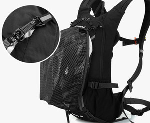 Anmeilu Bolsa de montañismo Calidad Mochila Racing Cross-Couth Running Riding Off-Road Motorcycle Riding Outdoor Anmei High Road Ngdwm
