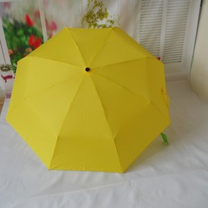 Travel Umbrella Foldable Yellow Umbrella How I Met Your Mother Women Folding Umbrellas Lightweight Sun Rain Rain Gear