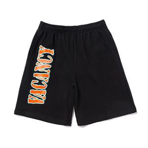 Mens Shorts Sweatpants Famoso Homens Mulheres Verão Shorts Calças de Moda Letras Impresso Mens Shorts Tamanho S-XXL