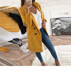 Surprise price Suit Autumn Winter Women's Dames Jackets For Office Blazer Jacket Day-to-day Elegant Long 2019 SH190916
