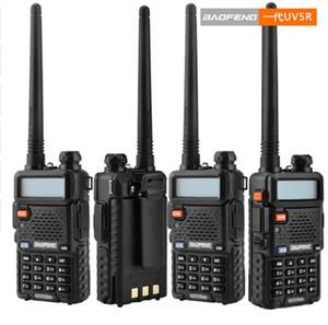 De Baofeng BF-UV5R 인터폰 시민 Portátil Interphone de Pantalla Dual Doble Modo Espera Doble Segmento J2698