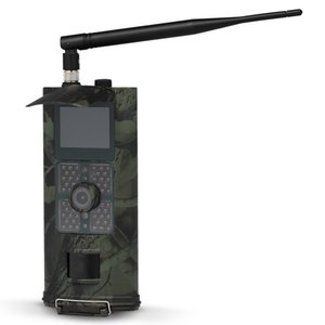 16MP 1080P 3G SMS GSM Trail Camera Hunting Game Camera Night Vision Hunting Traps PIR Sensor Wildlife Scouting Camera