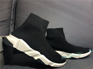 2021 Top Qualität Männer Frauen Socken Wanderschuhe Geschwindigkeit Trainer Rot Schwarz Gelb Rosa Purpurrote Herren Casual Schuhe Womens Casual Schuhe Größe36-45