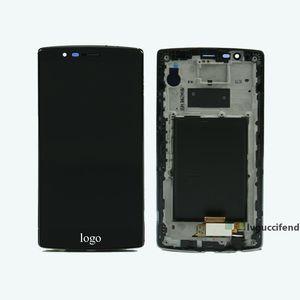 LCD per LG G4 H815 H810 H811 VS986 LS991 US991 Display LCD Touch Screen Digitizer Digitizer Sostituzione con telaio