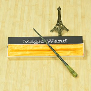 Magic Wand Creative Cosplay 30 Styles Hogwarts Pottered Series New Upgrade Resin Non-luminous Magical Wand For Box Gift