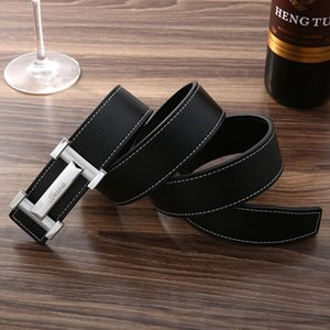First layer cowhide leather alloy Youth Men's Wallet belt gift belt wallet gift box set BnwkY